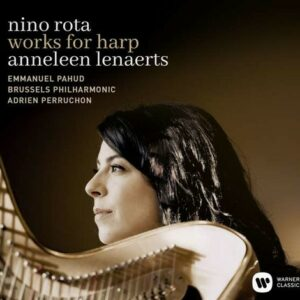 Rota: Works For Harp - Anneleen Lenaerts