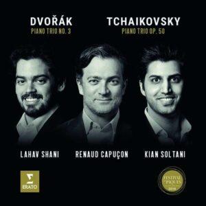 Dvorak / Tchaikovsky: Trios - Renaud Capucon