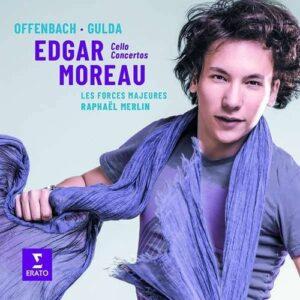 Offenbach / Gulda: Cello Concertos - Edgar Moreau
