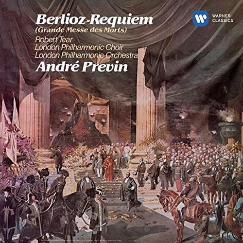 Berlioz: Grande Messe Des Morts - André Previn