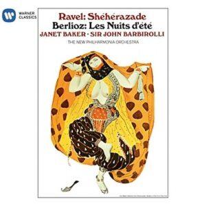 Berlioz: Les Nuits D'Eté / Ravel: Sheherazade - Janet Baker