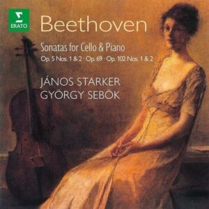 Beethoven: The Cello Sonatas - János Starker