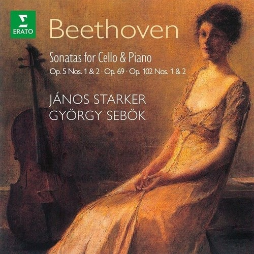 Beethoven: The Cello Sonatas - János Starker