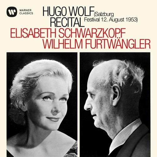 Hugo Wolf Recital (Salzburg, 1953) - Elisabeth Schwarzkopf