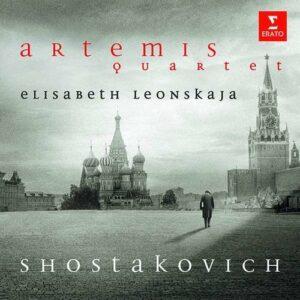 Shostakovich: String Quartets 5 & 7, Piano Quintet - Elisabeth Leonskaja