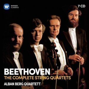 Beethoven: The Complete String Quartets - Alban Berg Quartett