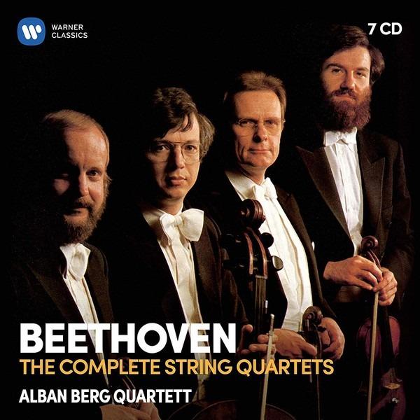 Beethoven: The Complete String Quartets - Alban Berg Quartett
