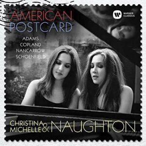 American Postcard - Christina & Michelle Naughton