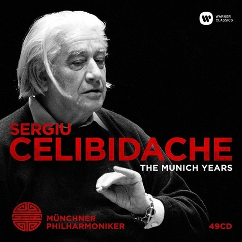 The Munich Years - Sergiu Celibidache