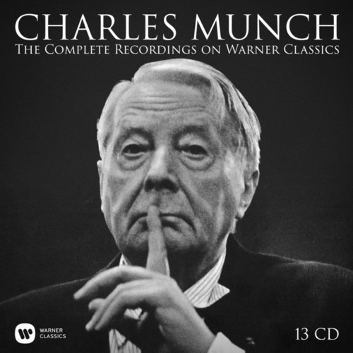 Complete Recordings On Warner - Charles Munch