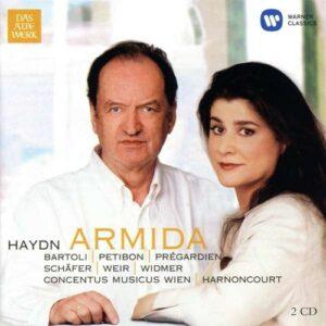 Haydn: Armida - Cecilia Bartoli