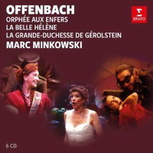 Offenbach: Operettas - Marc Minkowski