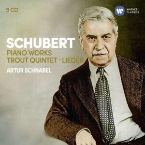 Schubert: Piano Works - Artur Schnabel