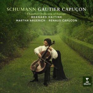 Schumann: Cello Concerto op.129 - Gautier Capucon