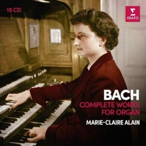 Bach: Complete Organ Works - Marie-Claire Alain