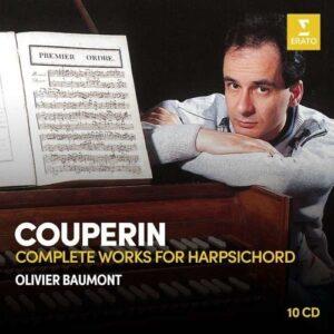 Couperin: Complete Works For Harpsichord - Olivier Baumont