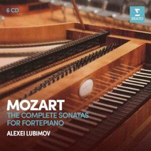Mozart: Complete Sonatas For Fortepiano - Alexei Lubimov
