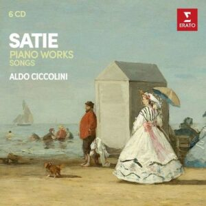 Satie: Piano Works; Mélodies - Aldo Ciccolini