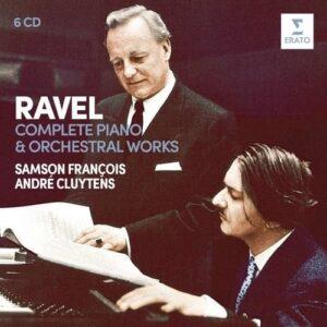 Ravel: Complete Piano & Orchestral Works - Samson Francois