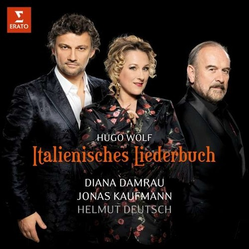 Wolf: Italienisches Liederbuch - Diana Damrau & Jonas Kaufmann