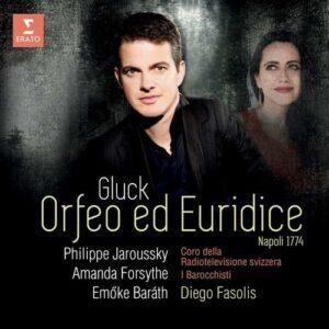 Gluck: Orfeo Ed Euridice - Philippe Jaroussky
