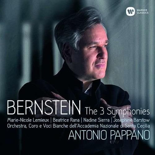 Bernstein: The Symphonies - Antonio Pappano