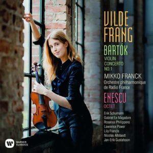 Bartok: Violin Concerto No. 1 / Enescu: Octet - Vilde Frang