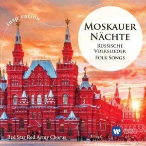 Russische Volkslieder - Red Star Red Army Chorus