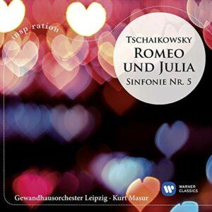 Tchaikovsky: Romeo & Julia, Symphony No. 5 - Kurt Masur