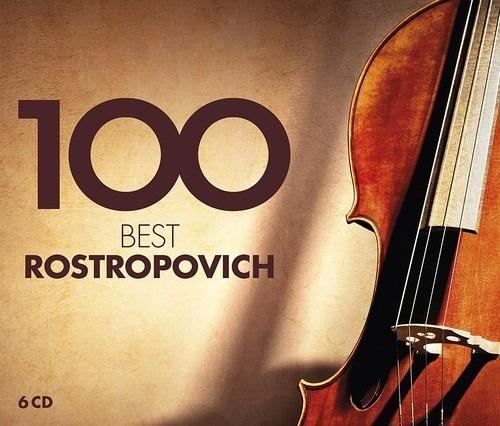 100 Best Rostropovich - Mstislav Rostropovich