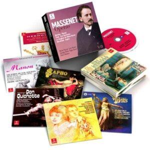 Jules Massenet: 7 Operas