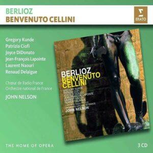 Berlioz: Benvenuto Cellini - John Nelson