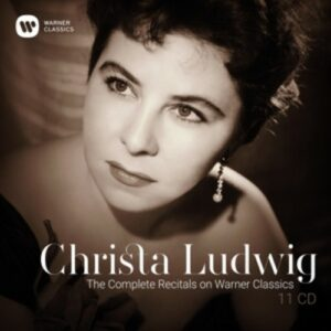 The Complete Recitals - Christa Ludwig