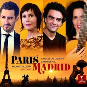 Paris-Madrid - Liat Cohen