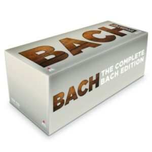 The Complete Bach-Edition (153 CDs)