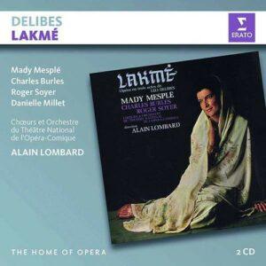 Delibes: Lakmé - Mady Mesplé