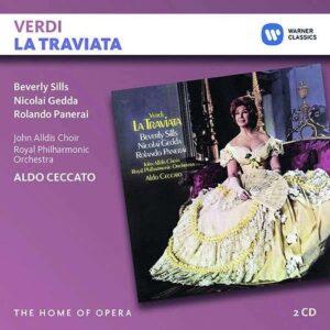 Verdi: La Traviata - Beverly Sills