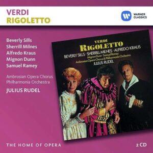 Verdi: Rigoletto - Beverly Sills