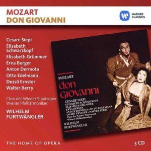 Mozart: Don Giovanni - Wilhelm Furtwängler