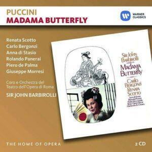 Puccini: Madama Butterfly - Renata Scotto