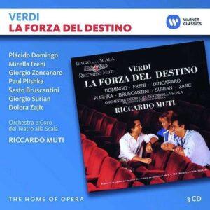 Verdi: La Forza Del Destino - Placido Domingo
