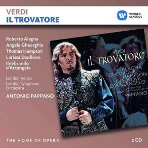 Verdi: Il Trovatore - Antonio Pappano