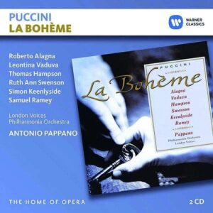 Puccini: La Bohème - Roberto Alagna