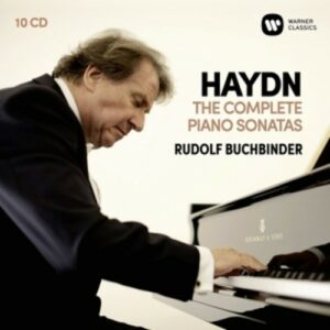 Haydn: Complete Piano Sonatas - Rudolph Buchbinder