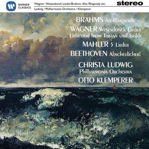 Brahms / Wagner / Mahler - Christa Ludwig
