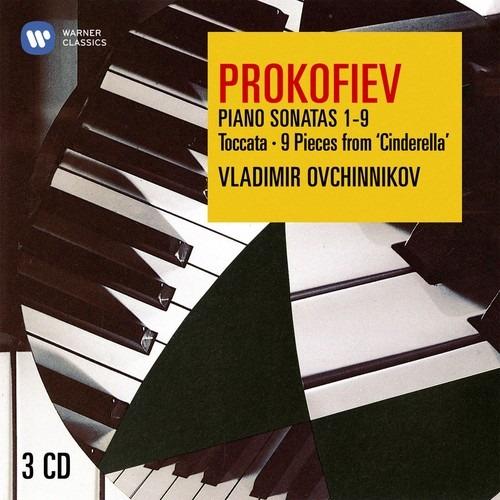 Prokofiev: The 9 Piano Sonatas - Vladimir Ovchinnikov