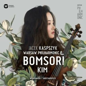 Wieniawski: Violin Concerto No. 2 / Shostakovich: Violin Concerto No. 1 - Kim Bomsori