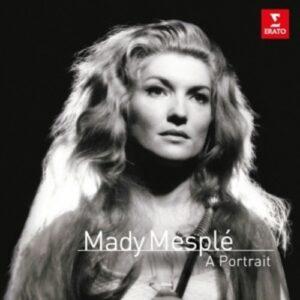 A Portrait - Mady Mesplé