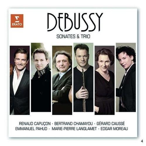 Debussy: Sonates & Trio - Renaud Capuçon