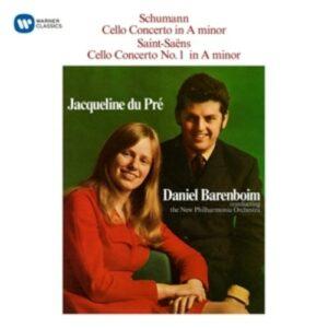 Schumann: Cello Concerto / Saint-Saens: Cello Concerto No.1 - Jaqueline Du Pré